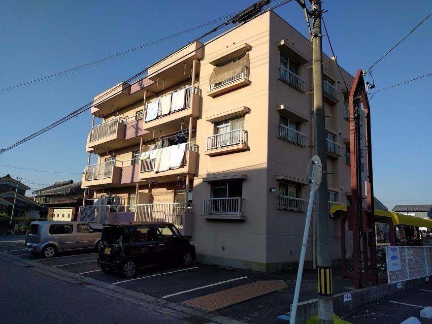 小規模6件のファミリー賃貸住宅マンション