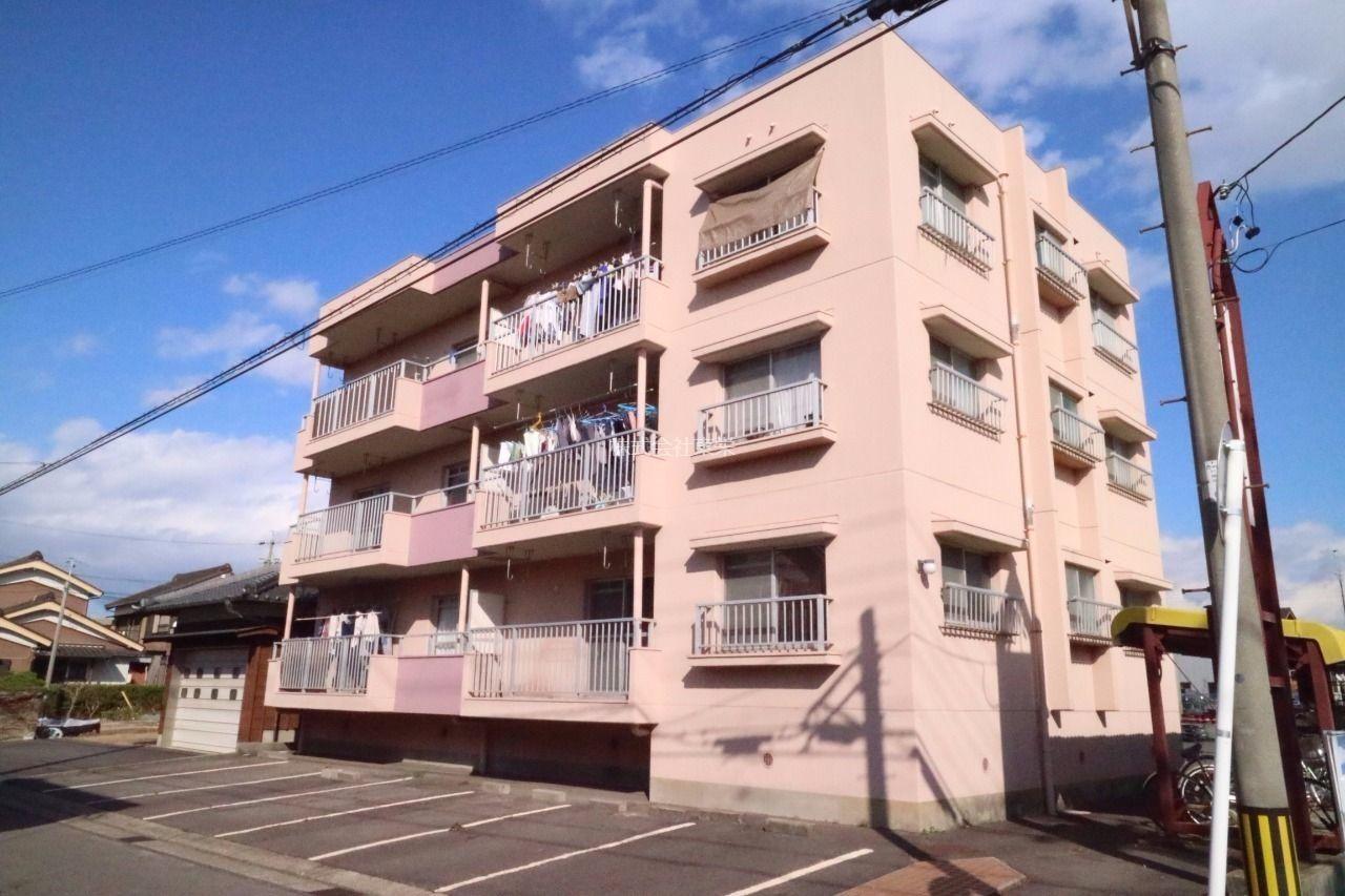 ファミリーのための賃貸住宅マンション 全部屋明るい快適な空間です。