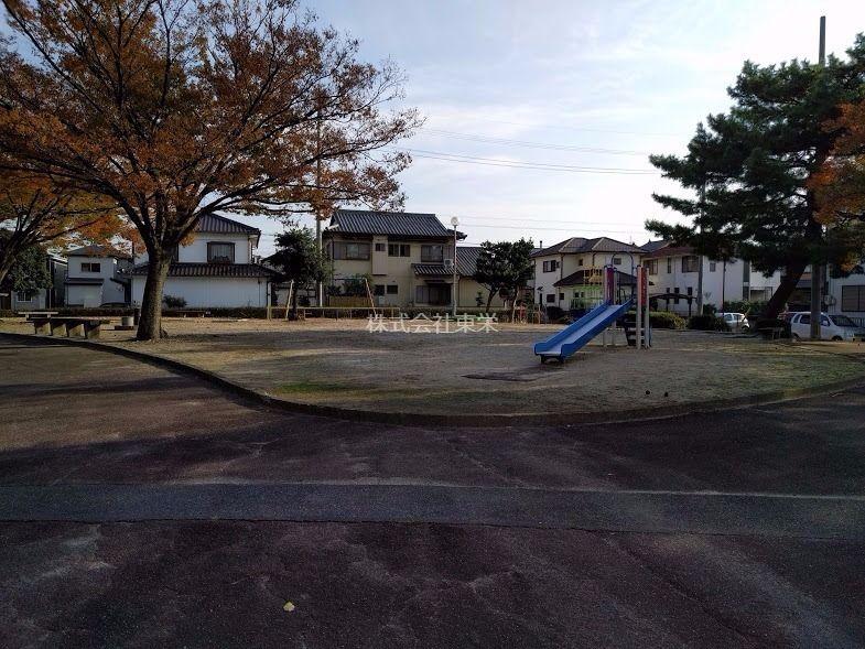 ちょっと外に出かけたいといった場合にスグ近くの日進公園にお立ち寄りいただけます。