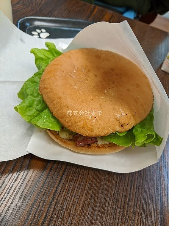ハンバーガー(ココヘキナン)