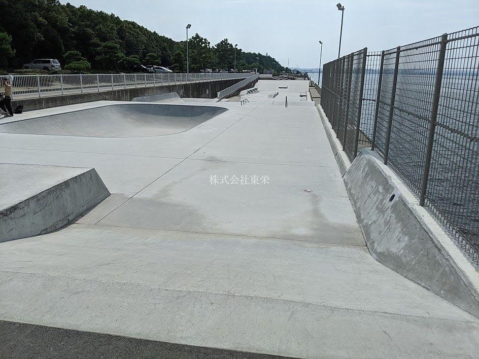 碧南スケートボードパーク